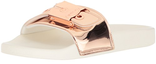 OG Scholl's Poolslide Slide Women's Dr Rose Gold EvHnqq