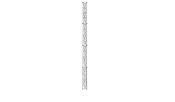 RADIOZING 6 m Self Standing aluminio torre de celosía Kit ...