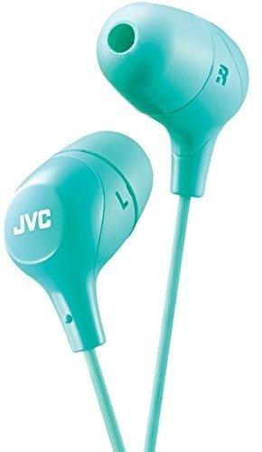 JVC Marshmallow Memory Foam Earbud Green (HAFX38G) -