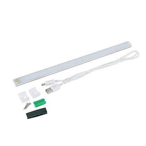 Light Seller® Under Cabinet LED Light Bar   Ultra Slim, Dimmable, Cool