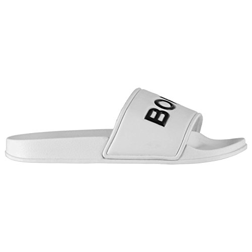 Björn Borg Footwear Men's Thong Sandals White/Black