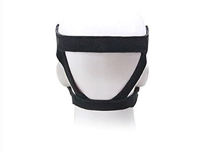 funwill cascos ajuste de repuesto para CPAP Respironics Comfort Gel Máscara nasal banda para la cabeza