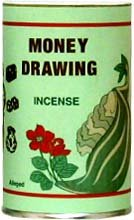 Indio Products 7 Sisters Incense Powder Money Drawing
