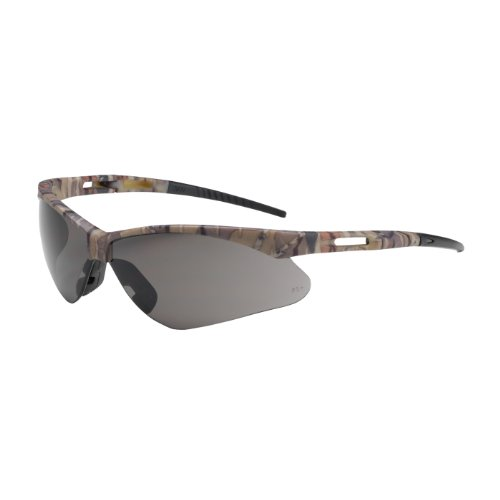Protective Anser 250-AN-10123 Semi-Rimless Safety Glasses...