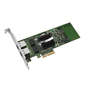Intel E1G42ETBLK Gigabit et Dual Port PCI-Express Server Adapter,1pk Generic