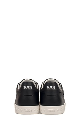 Tod's Slip On Sneakers Donna XXW12A0T20008VB999 Pelle Nero
