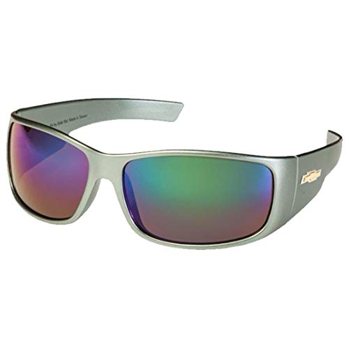 Chevrolet Polarized Sunglasses El Series Sports Style Model CBD3 by Solar Bat ()