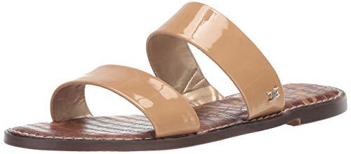 Sam Edelman Women's Gala Slide Sandal, Almond Patent, 6.5 M US