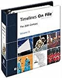 Timelines on File, Facts on File, Inc. Staff, 0816063702
