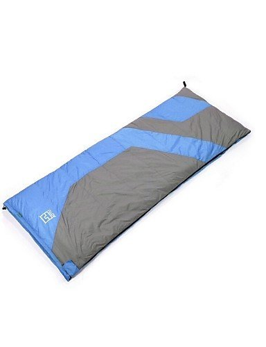 Schlafsack Rechteckiger Schlafsack Einzelbett(150 x 200 cm) -10-20 Enten Qualitätsdaune 1500g 215cmX78cmCamping / Strand / Reisen /