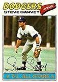 1977 Topps Regular (Baseball) Card# 400 Steve Garvey of the Los Angeles Dodgers ExMt Condition