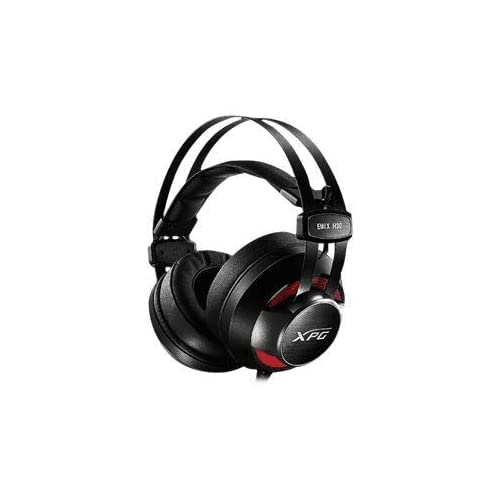 Image of ADATA Headset Solox F30+Emix H30 Emix H30 Gaming Headset +Solox F30 Amplifier Retail Audio & Video Accessories