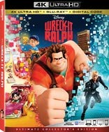Wreck-it Ralph [4k UHD + Blu-ray]