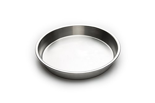 Fox Run 4865 Round Cake Pan, Stainless Steel