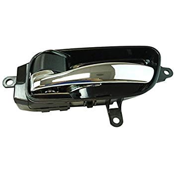 NISSAN INTERIOR RIGHT DOOR HANDLE OEM 80670-3TA0D ()