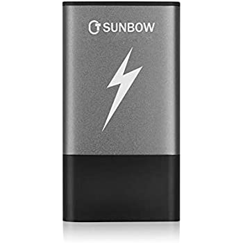 TC SUNBOW 500GB Portable SSD USB 3.0 NAND Flash External Solid State Drive P1 500GB