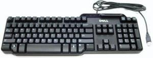 Dell RT7D60 Smart Card Computer Keyboard DJ741 (Dell Smart Card Reader)