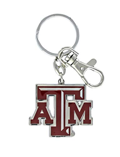 Aggies Keychain (aminco NCAA Texas A&M Aggies Heavyweight Keychain)