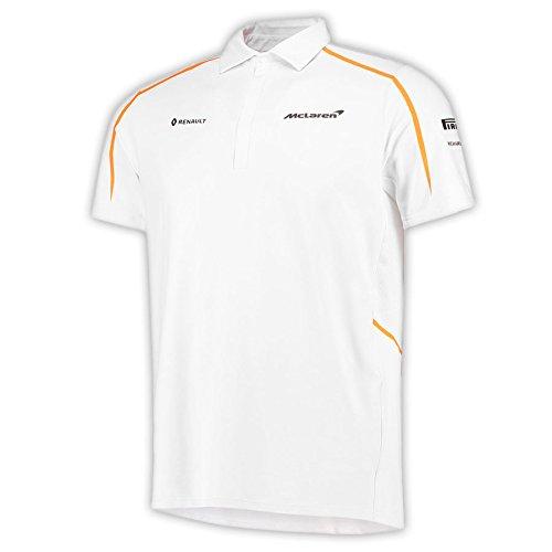 Polo McLaren 2018 Equipo S: Amazon.es: Deportes y aire libre