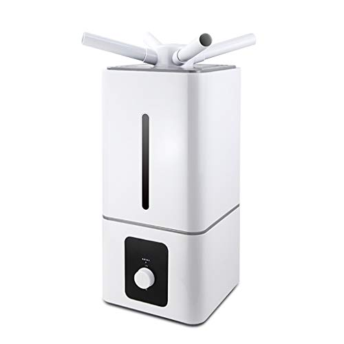 Humidifiers Ultrasonic Industrial air Commercial 13L Large Capacity Office Workshop Supermarket Vegetable and Fruit Large Sprayer (Color : White)