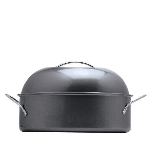 Ecolution Kitchen Extras High Dome Roaster, 16-Inch by (Halloween De Epoca)