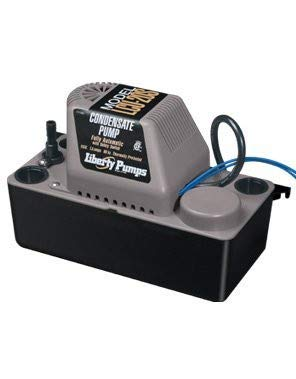 Liberty Pumps LCU-20S LCU 1/30 HP Condensate Pump with Safety Switch for 20' Hea, N/A