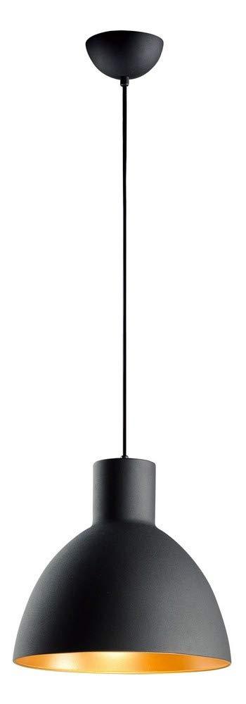 Maxim Lighting 11024BKGLD Cora Pendant Light Black/Gold