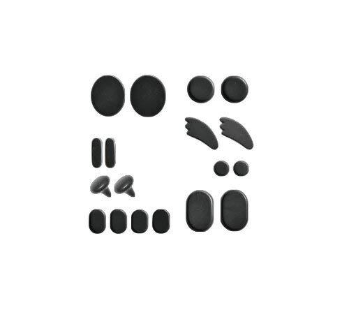 ホットストーン フェイシャルセット 成形 フォンタナ [ ホット ストーン ストーンヒーター スパ ロミロミ ハワイ ハワイアン マッサージ ] B07Q48WYM6