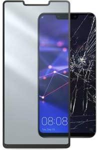 cellularline TEMPGCABMATE20LK - Protector de Pantalla (Protector de Pantalla, Teléfono móvil/Smartphone, Huawei, Mate 20 Lite, Negro, Transparente, 1 Pieza(s)): Amazon.es: Electrónica