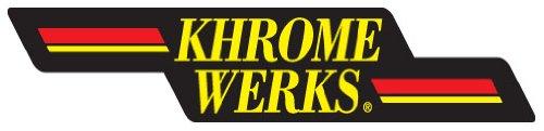 Khrome Werks Lowboy Sissy Bar Pad - Mini Khrome Werks