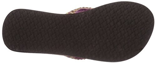 Love Femme Reef Tongs multi purple Multicolore Gypsy q0v5St