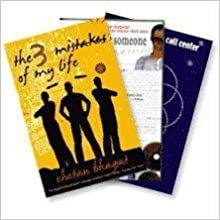 3 Mistake Of My Life Book