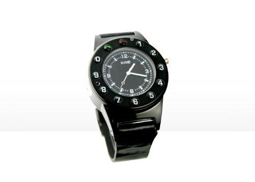Burg Watch Phone - Midnight Black Band