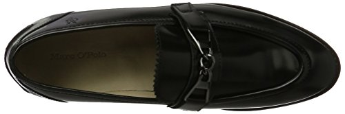 Marc O'Polo Women's Loafer 70714153201112 Slippers Schwarz (Black) sale 2014 unisex with mastercard prices online sale best store to get sngUy0u6y