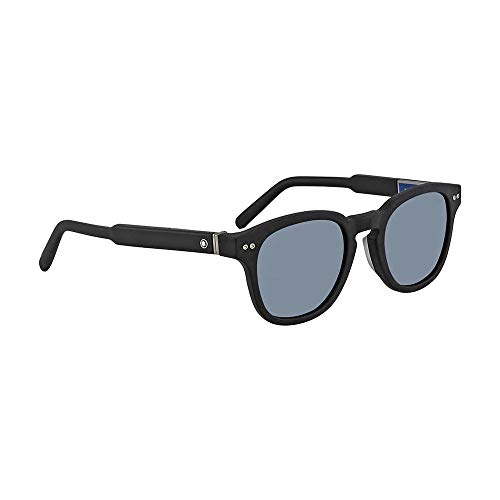d9adb94fb2ab Used, Montblanc Mens Mont Blanc Men's Mb693s-F 51Mm Sunglasses for sale  Delivered anywhere