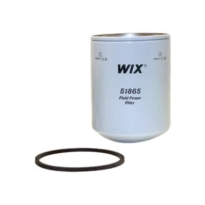 WIX Filters - 51865 Heavy Duty Spin-On Hydraulic Filter, Pack of 1: Automotive