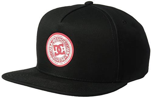 DC Apparel - Kids Boys' Big REYNOTTS Trucker HAT Youth, Black, 1SZ (Dc Hat For Boys)