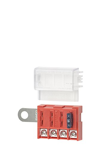 Blue Sea Systems ST-Blade Battery Terminal Mount Fuse Block -  Northern Wholesale Supply, Inc (Boating), 5023