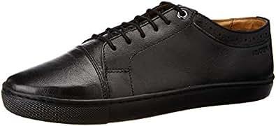 Ruosh Casual Men's Fashion Sneakers 42 EU Shoes, Black