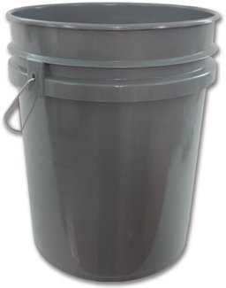 5 gallon plastic paint bucket no lid for 5 gallon bucket of paint price