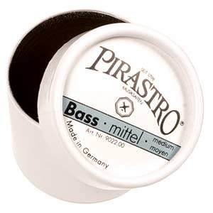 Pirastro Bass Rosin: Medium(Mittel) Grade BHBAZUSM21M1200