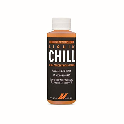 - Mishimoto Liquid Chill Radiator Coolant Additive