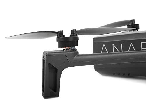 Couleur h/élice pour Parrot Anafi 4K HDR Camera Drone Replacement Blades Accessoires 16pcs Jaune PENIVO Kit h/élice Anafi