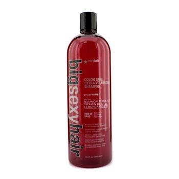Style Volumizing Shampoo - Sexy Hair Big Sexy Hair Color Safe Extra Volumizing Shampoo, 33.8 Fluid Ounce