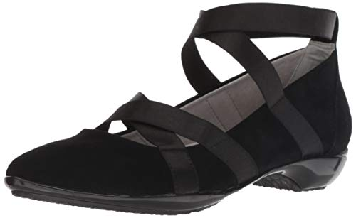 - Jambu Women's Rumson Too Ballet Flat, Black, 8.5 M US