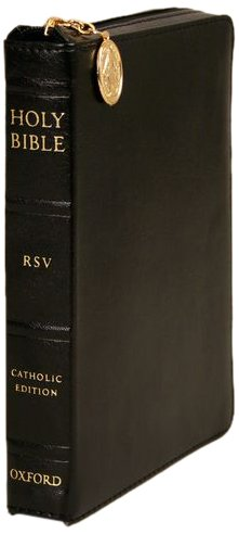 Catholic Bible: Revised Standard Version, Compact Edition