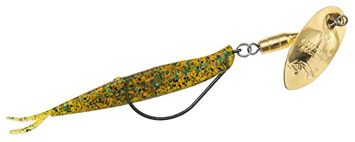 Panther Martin PMWRG_15WR_RB Weed Runner Spinner Fishing Lure, Root Beer