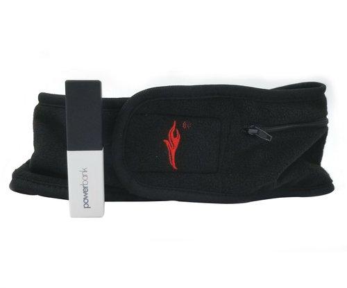 THERMO GEAR Heated Fleece Ear Warmer Headband | Winter Gear for Men and Women