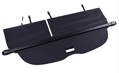 Cargo Cover for 15-17 Nissan Murano Black Trunk Shielding Shade by Kongka