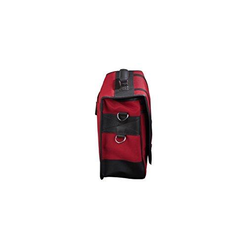 JUMP Paris Borsa a spalla, rosso (rosso) - 8295